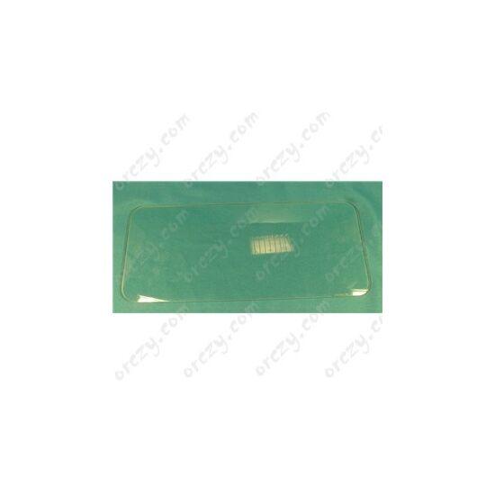 Üveg (belső) SIEMENS mikrohullámú sütő / RENDELÉSRE