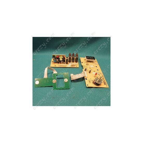 Elektronika vezérlő (eredeti) GORENJE / MORA Pl.: MO6240SY2B mikró / RENDELÉSRE