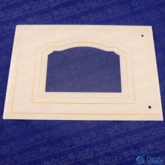 Üveg (ajtó, külső, eredeti) GORENJE mikrohullámú sütő / RENDELÉSRE