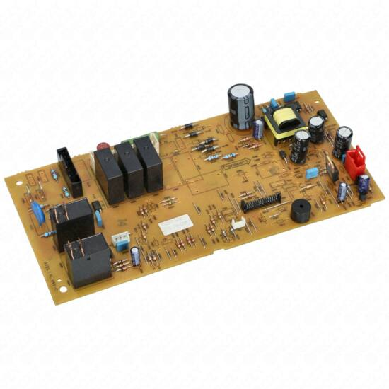 Elektronika (vezérlő, eredeti) WHIRLPOOL mikrohullámú sütő / RENDELÉSRE