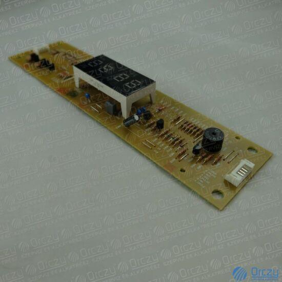 Elektornika, kijelző (eredeti) WHIRLPOOL mikrohullámú sütő / RENDELÉSRE