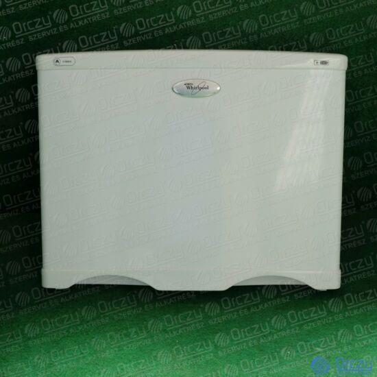 Ajtó (fagyasztó, eredeti) WHIRLPOOL hűtőgép / RENDELÉSRE