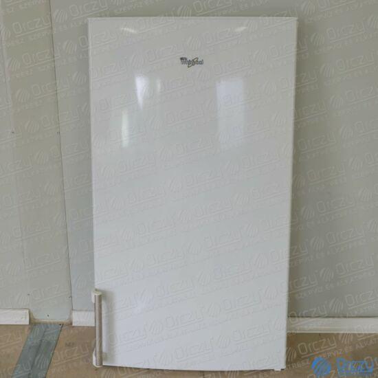 Ajtó normáltér (bontott, eredeti) WHIRLPOOL hűtőgép