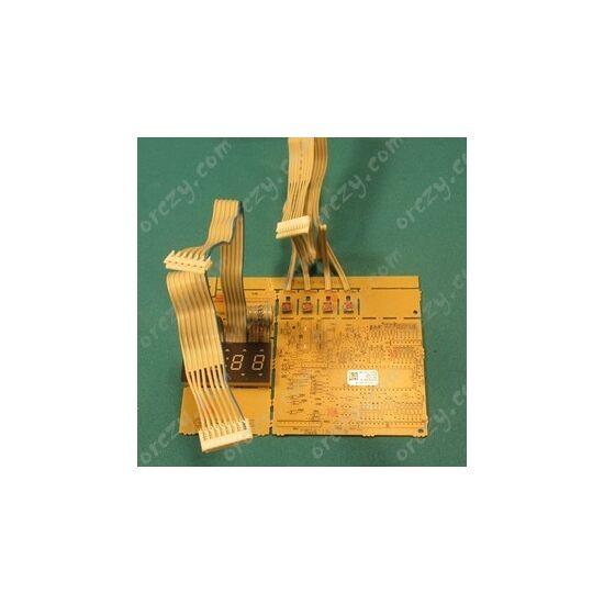 Elektronika kijelző (eredeti) WHIRLPOOL mikrohullámú sütő / RENDELÉSRE