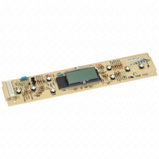 Elektronika (vezérlő, kijelző, eredeti) WHIRLPOOL mikrohullámú sütő / RENDELÉSRE