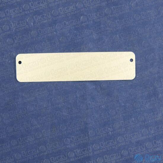 30x128 mm Mica-lux csillámlap (eredeti) WHIRLPOOL mikrohullámú sütő / RENDELÉSRE