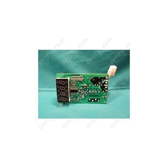 Elektronika vezérlő (eredeti) WHIRLPOOL mikrohullámú sütő / RENDELÉSRE