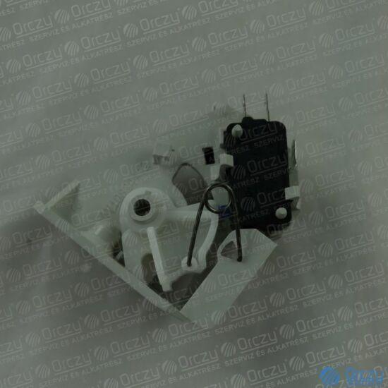Ajtózár felső (eredeti) WHIRLPOOL / INDESIT mikrohullámú sütő / RENDELÉSRE