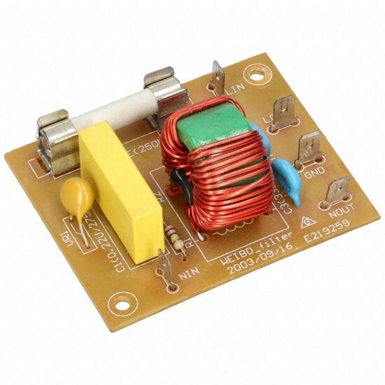 Elektronika zavarszűrő (bontott, eredeti) ELECTROLUX mikrohullámú sütő