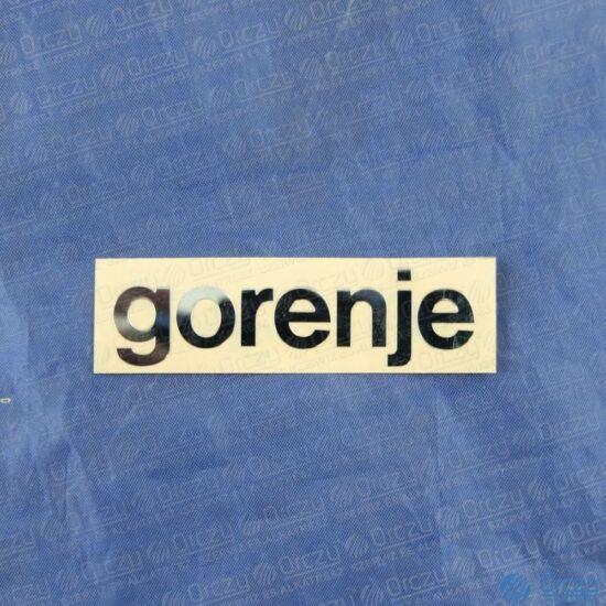 Márkajelzés (eredeti) GORENJE/MORA hűtőgép / RENDELÉSRE