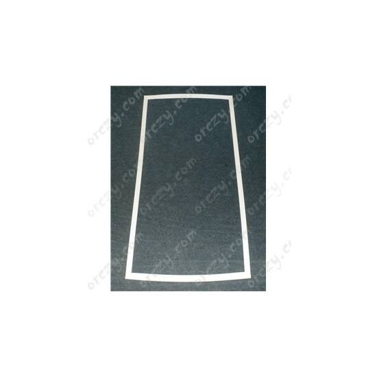 525x1015 mm ajtógumi (normáltér) CANDY CDPA244