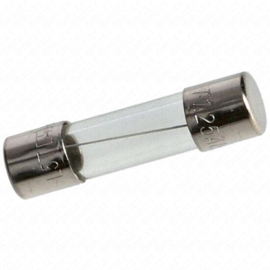 1,25A  250V  5x20  üvegbiztosíték lassú