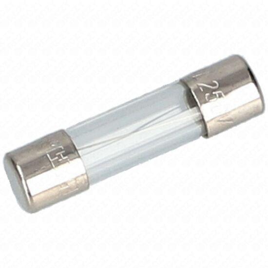 2A  250V  5x20  üvegbiztosíték lassú