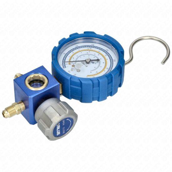 Csaptelep, egycsapos, analóg (VALUE , VMG-1-S-L) R410A, R134a, R407C, R404A hűtőközegekhez