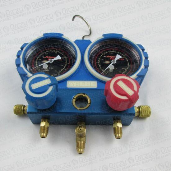 Csaptelep dupla, kétcsapos VMG-2-R600a/R290 VALUE